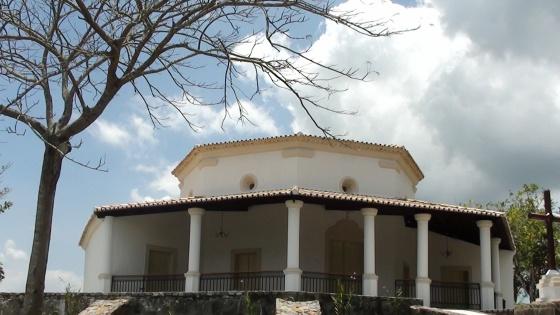 ( Acervo do projeto) Igreja em formato Octogonal - Fazenda Engenho D´Agua